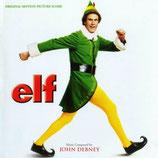 ELFE (ELF) - MUSIQUE DE FILM - JOHN DEBNEY (CD)