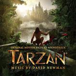 TARZAN (MUSIQUE DE FILM) - DAVID NEWMAN (CD)