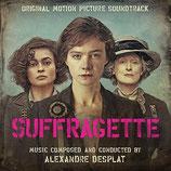 SUFFRAGETTE (MUSIQUE DE FILM) - ALEXANDRE DESPLAT (CD)
