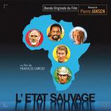 L'ETAT SAUVAGE / LE GRAND FRERE (MUSIQUE DE FILM) - PIERRE JANSEN (CD)
