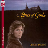 AGNES DE DIEU (AGNES OF GOD) MUSIQUE DE FILM - GEORGES DELERUE (CD)