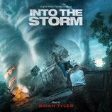 BLACK STORM (INTO THE STORM) MUSIQUE DE FILM - BRIAN TYLER (CD)