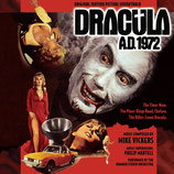 DRACULA 73 (DRACULA A.D. 1972) MUSIQUE DE FILM - MIKE VICKERS (CD)
