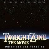 LA QUATRIEME DIMENSION (TWILIGHT ZONE: THE MOVIE) - JERRY GOLDSMITH (CD)