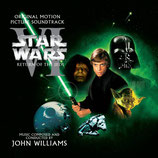 STAR WARS 6, LE RETOUR DU JEDI (MUSIQUE DE FILM) - JOHN WILLIAMS (2 CD)