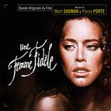 UNE FEMME FIDELE (MUSIQUE DE FILM) - MORT SHUMAN - PIERRE PORTE (CD)