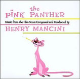 LA PANTHERE ROSE (THE PINK PANTHER) MUSIQUE - HENRY MANCINI (CD)