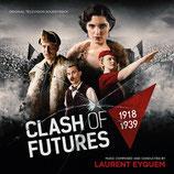 1918-1939 : LES REVES BRISES (MUSIQUE DE FILM) - LAURENT EYQUEM (CD)