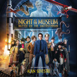 LA NUIT AU MUSEE 2 (NIGHT AT THE MUSEUM 2) MUSIQUE FILM - ALAN SILVESTRI (CD)