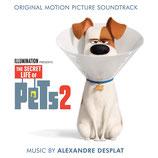 COMME DES BETES 2 (THE SECRET LIFE OF PETS 2) - ALEXANDRE DESPLAT (CD)