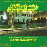 LA MAISON DES OTAGES (THE DESPERATE HOURS) - DAVID MANSFIELD (CD)