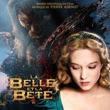 LA BELLE ET LA BETE (MUSIQUE DE FILM) - PIERRE ADENOT (CD)