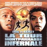 LA TOUR MONTPARNASSE INFERNALE (MUSIQUE DE FILM) - JEAN-CLAUDE VANNIER (CD)