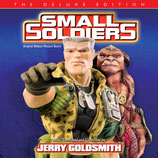 SMALL SOLDIERS (MUSIQUE DE FILM) DELUXE - JERRY GOLDSMITH (CD)