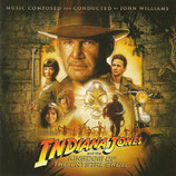 INDIANA JONES ET LE ROYAUME DU CRANE DE CRISTAL - JOHN WILLIAMS (CD)