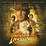 INDIANA JONES ET LE ROYAUME DU CRANE DE CRISTAL - JOHN WILLIAMS (CD)