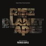 LA PLANETE DES SINGES, LES ORIGINES (MUSIQUE) - PATRICK DOYLE (CD)