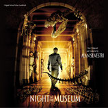 LA NUIT AU MUSEE (NIGHT AT THE MUSEUM) - ALAN SILVESTRI (CD)