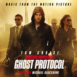 MISSION IMPOSSIBLE, PROTOCOLE FANTOME - MICHAEL GIACCHINO (CD)