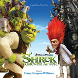 SHREK 4, IL ETAIT UNE FIN (SHREK FOREVER AFTER) - HARRY GREGSON-WILLIAMS (CD)