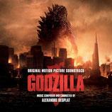 GODZILLA (MUSIQUE DE FILM) - ALEXANDRE DESPLAT (CD)
