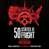 50 STATES OF FRIGHT (MUSIQUE SERIE TV) - CHRISTOPHER YOUNG (CD)