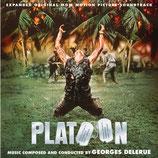 PLATOON (MUSIQUE DE FILM) - GEORGES DELERUE (CD)