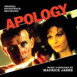 APOLOGY (MUSIQUE DE FILM) - MAURICE JARRE (CD)