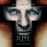 LE RITE (THE RITE) MUSIQUE DE FILM - ALEX HEFFES (CD)