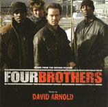QUATRE FRERES (FOUR BROTHERS) - MUSIQUE DE FILM - DAVID ARNOLD (CD)