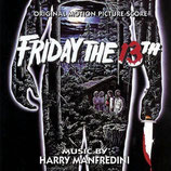 VENDREDI 13 (FRIDAY THE 13TH) MUSIQUE DE FILM - HARRY MANFREDINI (CD)
