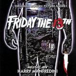 VENDREDI 13 (FRIDAY THE 13TH) MUSIQUE DE FILM - HARRY MANFREDINI (CD)