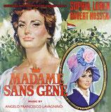 MADAME SANS GENE (MUSIQUE) - ANGELO FRANCESCO LAVAGNINO (CD)