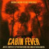 CABIN FEVER (MUSIQUE) - ANGELO BADALAMENTI - NATHAN BARR (CD)