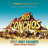 RIO CONCHOS (MUSIQUE DE FILM - INTRADA) - JERRY GOLDSMITH (CD)