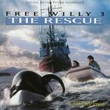SAUVEZ WILLY 3 LA POURSUITE (FREE WILLY 3) - CLIFF EIDELMAN (CD)