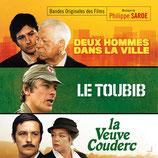 DEUX HOMMES DANS LA VILLE / LA VEUVE COUDERC - PHILIPPE SARDE (CD)