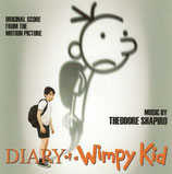 JOURNAL D'UN DEGONFLE (DIARY OF A WIMPY KID) - THEODORE SHAPIRO (CD)