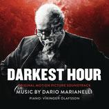 LES HEURES SOMBRES (DARKEST HOUR) MUSIQUE - DARIO MARIANELLI (CD)