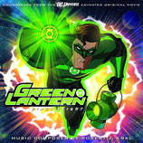 GREEN LANTERN : LE COMPLOT (MUSIQUE DE FILM) - ROBERT J KRAL (CD)