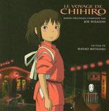 LE VOYAGE DE CHIHIRO (MUSIQUE DE FILM) - JOE HISAISHI (CD)