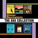 THE AVA COLLECTION (MUSIQUE DE FILM) - ELMER BERNSTEIN (3 CD)