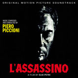 L'ASSASSIN (MUSIQUE DE FILM) - PIERO PICCIONI (CD)