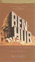 BEN-HUR (MUSIQUE DE FILM) - MIKLOS ROZSA (DOUBLE CD + LIVRE 52 PAGES)