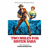 SIERRA TORRIDE (TWO MULES FOR SISTER SARA) - ENNIO MORRICONE (2 CD)