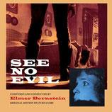 TERREUR AVEUGLE (SEE NO EVIL) MUSIQUE DE FILM - ELMER BERNSTEIN (CD)