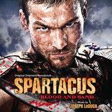 SPARTACUS : LE SANG DES GLADIATEURS (MUSIQUE) - JOSEPH LODUCA (CD)