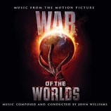 LA GUERRE DES MONDES (WAR OF THE WORLDS) - JOHN WILLIAMS (CD)