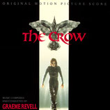 THE CROW (MUSIQUE DE FILM) - GRAEME REVELL (CD)