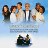 GRAND CANYON AU COEUR DE LA VILLE - JAMES NEWTON HOWARD (CD)